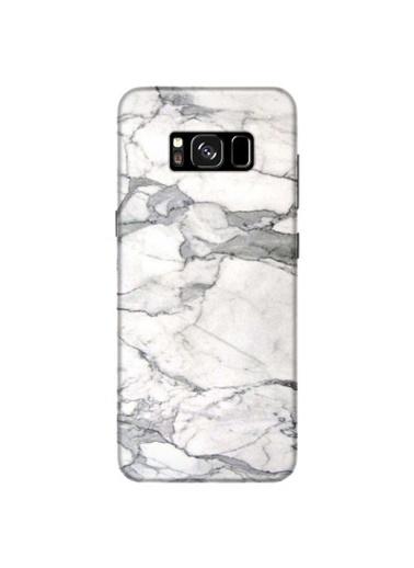 People's Cover Galaxy S8 Baskılı Telefon Kılıfı Renkli